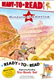 img - for Wonders of America Ready-to-Read Value Pack: The Grand Canyon; Niagara Falls; The Rocky Mountains; Mount Rushmore; The Statue of Liberty; Yellowstone book / textbook / text book