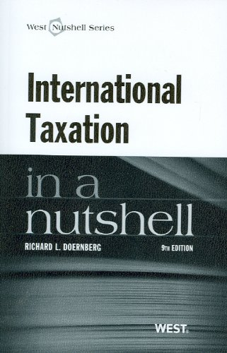 International Taxation in a Nutshell