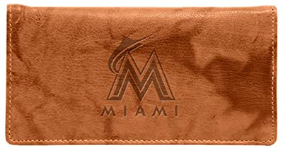 MLB Embossed Checkbook Cover