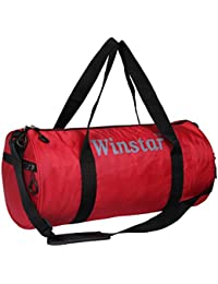 Winstar Coleman Red 6 Ltr. Gym Bag With Adjustable Shoulder Strap (Coleman-03)