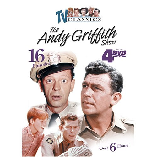 Cover art for  The Andy Griffith Show