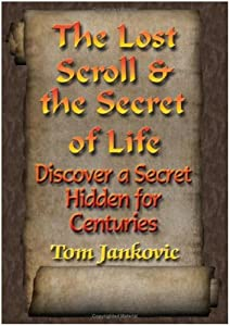 "Cover of ""The Lost Scroll and the Secret ..."