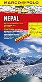 echange, troc  - Carte Marco Polo - Nepal