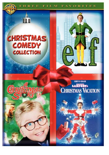 Christmas Comedy Collection (Elf / A Christmas Story / National Lampoon's Christmas Vacation)
