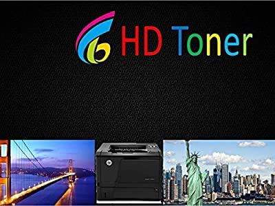 HD® Toner 4pk (one of each color) 131A CF210A CF211A CF212A 213A Toner For HP Laserjet Pro 200 M251nw M276nw