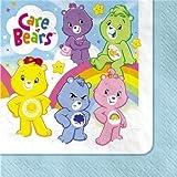 Care Bears Beverage Napkins 16ct