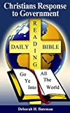img - for Christians Response to Government (Daily Bible Reading Series Book 32) book / textbook / text book