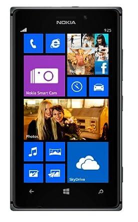 Nokia Lumia 925 SIM-Free Smartphone - Black (Windows, 16GB)