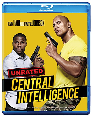 Central Intelligence [USA] [Blu-ray]
