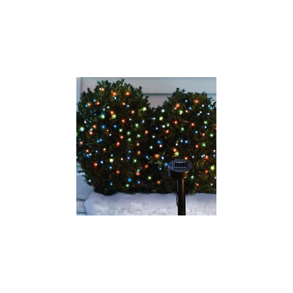 Solar Powered Christmas Lights String Light 105 LED