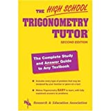 High School Trigonometry Tutor (High School Tutors Study Guides)