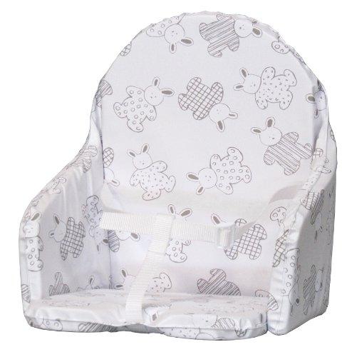 Coussin de chaise haute avec harnais pas cher - Rehausseur de chaise babysun nursery ...