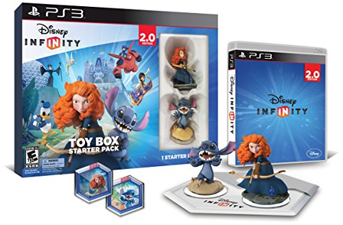 Disney INFINITY: Toy Box Starter Pack (2.0 Edition) - PlayStation 3 - 1