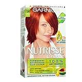 Garnier Nutrisse Creme Nectarine - Copper Blonde 7.64