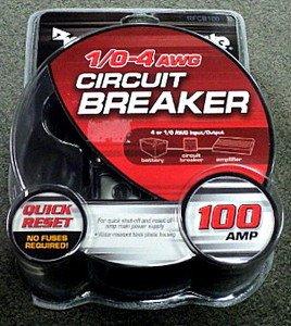 Rockford Fosgate 100 Amp Circuit Breaker