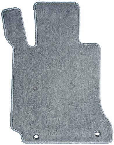Nylon Carpet Black Coverking Custom Fit Front Floor Mats for Select Expedition Models