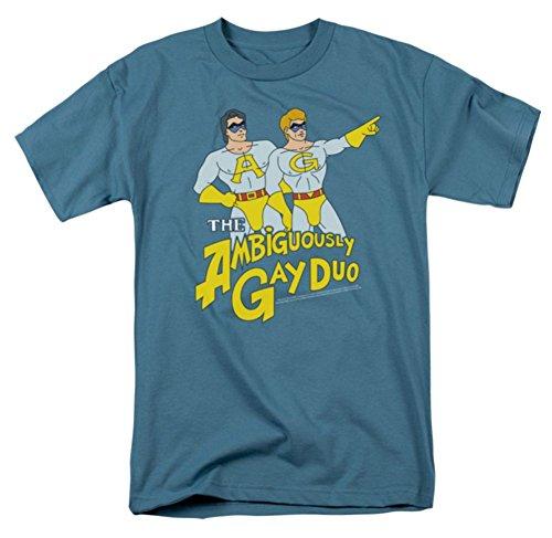 Saturday Night Live Ambiguously Gay Duo T-Shirt SNL118