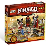 LEGO Ninjago Exclusive Special Edition Set #2519 Skeleton Bowling Includes Jay Dragon Ninja Mini Figure Spinner!