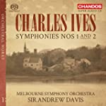 Charles Ives: Symphonies Nos. 1 & 2 (...