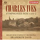 Ives:Orchestral Works Vol 1 [Sir Andrew Davies, Melbourne Symphony Orchestra] [CHANDOS : CHSA 5152]