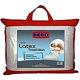 DODO 60080.406 Oreiller Ergonomique Latex 60 cm x 40 cm Ergonomique