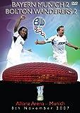 Bolton Wanderers v Bayern Munich UEFA Cup [DVD]