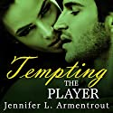 Tempting the Player: Gamble Brothers, Book 2 Audiobook by J. Lynn Narrated by Kaleo Griffith