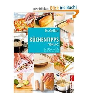 eBook Cover für  K uuml chentipps von A Z Uuml ber 450 Tips und Tricks zum Kochen und Backen