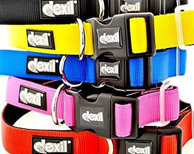 LIFETIME GUARANTEE Dexil Elite Range Luxury Padded Handle Strong 1.2m 4ft or 1.8m 6ft Pet Dog Lead Leash