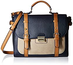 Accessorize Women's Handbag (Navy)