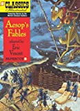 img - for Classics Illustrated #18: Aesop's Fables book / textbook / text book