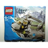 Lego City Set #4991 Police Helicopter