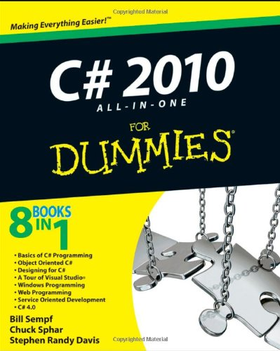 C # 2010 All-in-One For Dummies