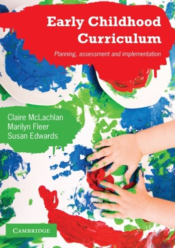 Early Childhood Curriculum: Planning, Assessment, And Implementation front-1077314