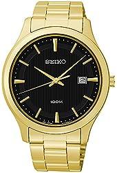 Seiko Bracelet Men's Quartz Watch SUR088