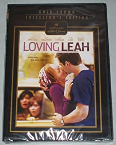 Loving Leah Hallmark Hall Of Fame Gold Crown Collectors Edition