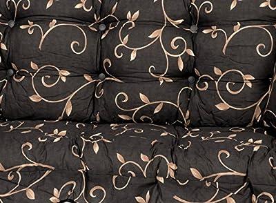 Auflagenset BORA 01099-07, 4-teiliges Polster-Set, von LILIMO