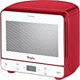 Whirlpool MAX 35 WRD Microwave Oven with Auto Steam Function, 13 Litre, Red