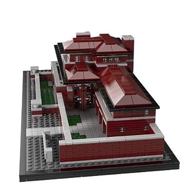 レゴ アーキテクチャー ロビー邸 21010
