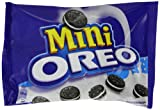 Oreo Mini Cookies Vanilla Snack Bag 40g (Pack of 20)