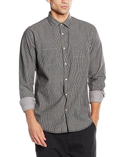 Springfield Camisa Hombre  Gris L