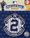 2014 MLB New York Yankees Derek Jeter Captain #2 Retirement Jersey Sleeve Patch