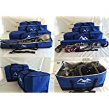 Medium Multi-Purpose Bags For Travel Cargo, Sports, Camping, Hunting, Fishing Gear, Child Car Seats, All Strollers...