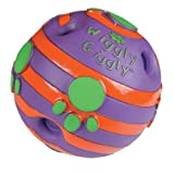 Happy Pet Wiggly Giggly Mini Ball Dog Toyby Happypet�