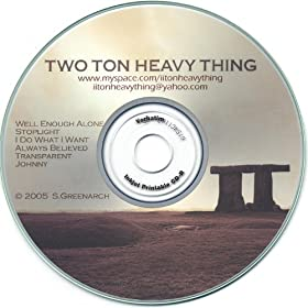 Ii Ton Heavy Thing