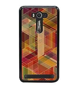 Fuson Premium 2D Back Case Cover Animated Pattern With Multi Background Degined For Asus Zenfone Selfie::Asus Zenfone Selfie ZD551KL