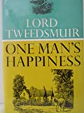 img - for One Man's Happiness book / textbook / text book