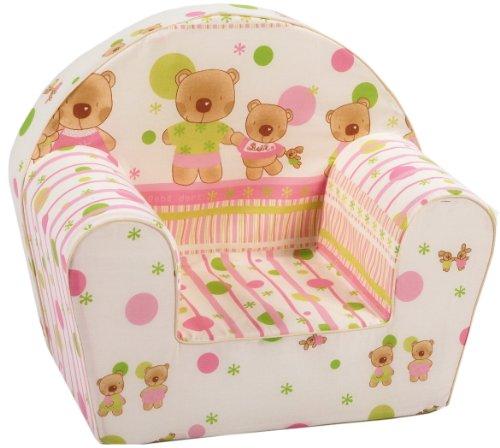 f778a89d6 Imagen 1 de Knorr-baby 490789 - Sillón infantil con diseño de osos, color