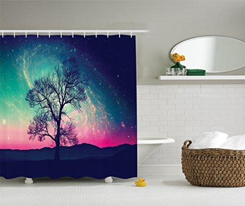 ambesonne-stars-orbit-nebula-galaxy-decor-collection-red-alien-silhouette-moonlight-fantasy-world-pr