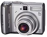 51AzYFmmUyL. SL160  Canon PowerShot 7.1MP Digital Camera with 4x Optical Image Stabilized Zoom A570IS